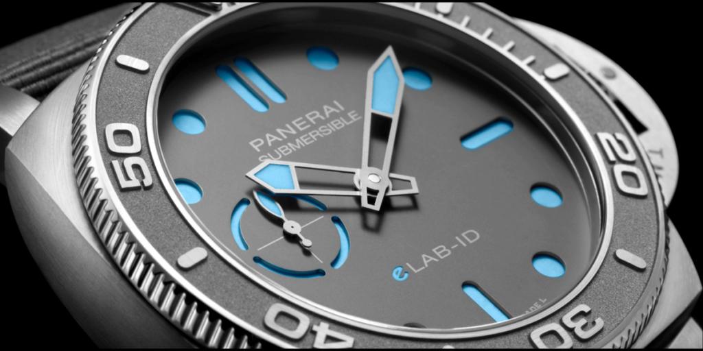 Panerai e-Lab id3 - Minute Luxe