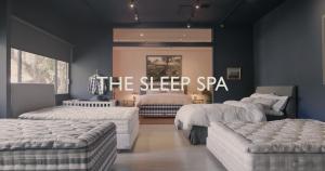 hastens sleep spa chambre hôtel de luxe trouble du sommeil suite -minuteluxe