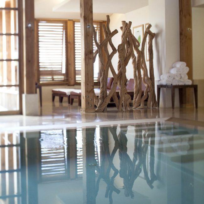 Les sources de caudale spa de luxe bordeaux piscine