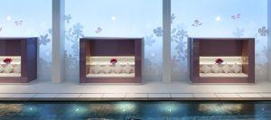 Spa de luxe Mandarin oriental piscine couverte Paris