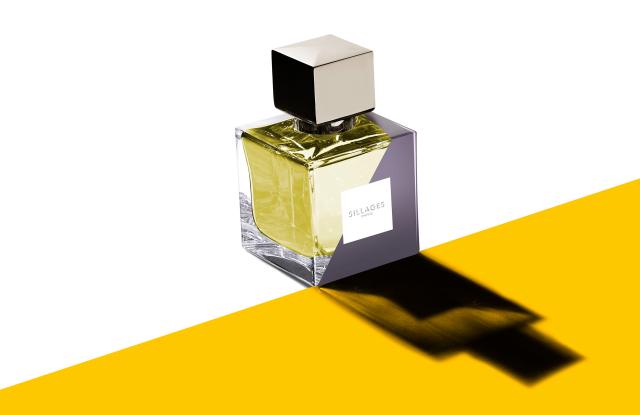 Sillage parfum sur mesure luxe prix paris
