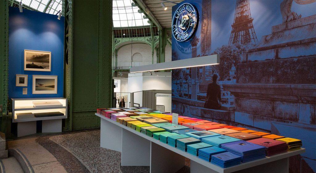 Librairie Louis Vuitton luxe Minute Magazine Paris