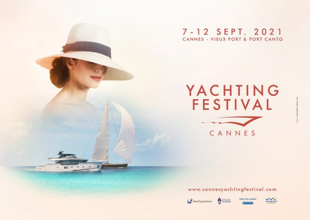 Yachting festival Cannes - plus beaux yachts du monde 2021