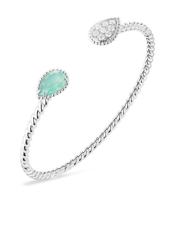 Bracelet Boucheron Aquaprase - Minute Luxe Magazine