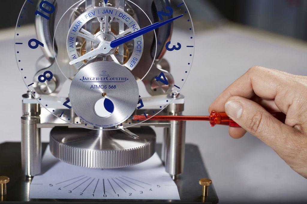manufacture de Jaeger–LeCoultre horloger