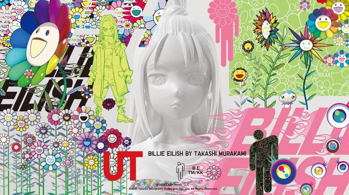 Billie Elish x Uniqlo collaboration - Minute Luxe Magazine