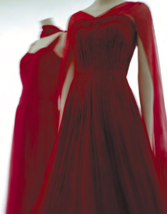 Gabrielle Chanel exposition palais galliera 2021 robe rouge