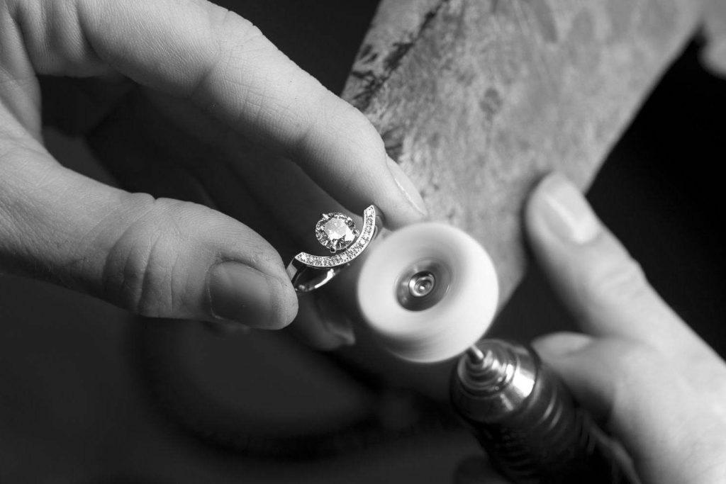 Bijoux loyal.e éthiques diamants de synthèse