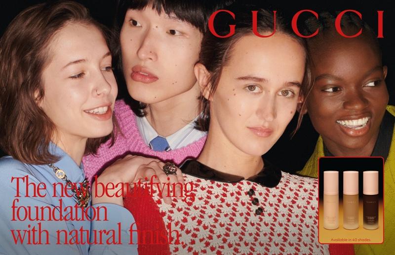 gucci makeup maquillage rouge à lèvres marque de luxe minute magazine