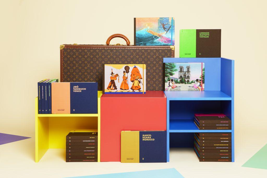 Louis Vuitton Travel Book Olivia Fremineau - Minute Luxe Magazine