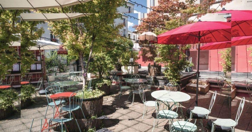 Rooftop Bar à Bulles Paris - Minute Luxe Magazine
