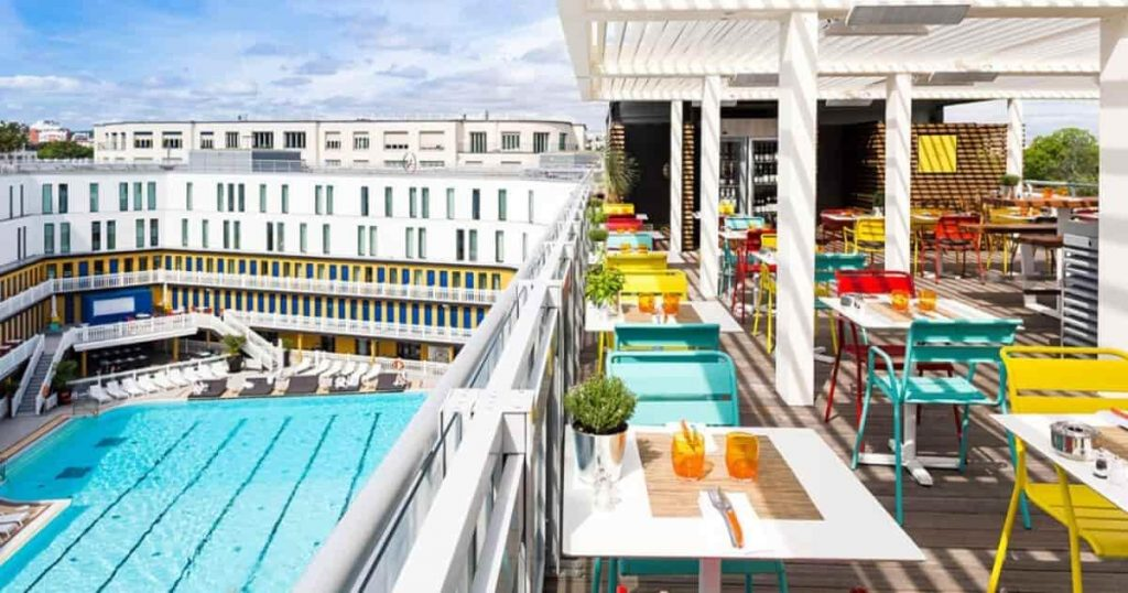 Rooftop Hotel Molitor Paris - Minute Luxe Magazine