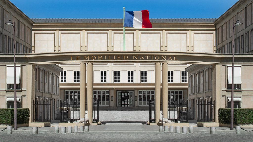 Mobilier National Bâtiment - Minute Luxe