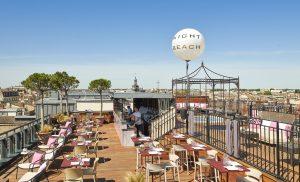 Le plus beau rooftop de Bordeaux Intercontinental Minute luxe