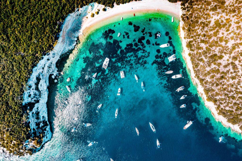 Bax Yachting Grèce Croisières luxe îles bleues