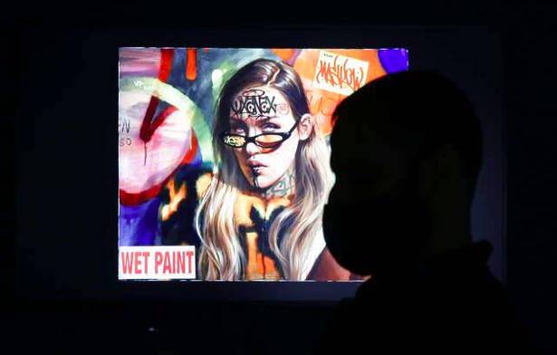 musée NFT art numérique new york