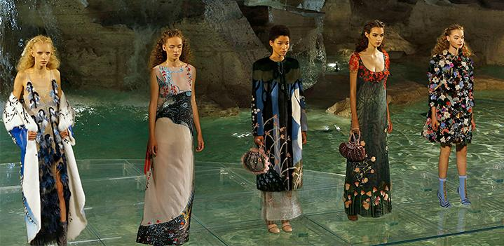 Fendi fashion week défilé minute luxe magazine