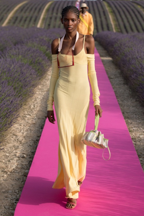 Défilé jacquemus fashion week champs