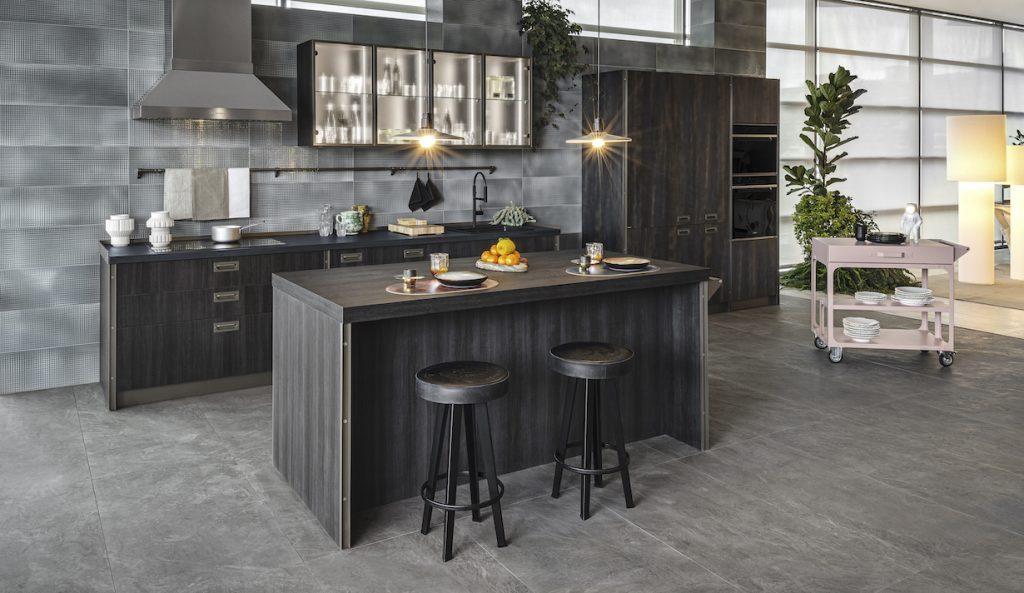 Scavolini x Diesel design home minute luxe magazine