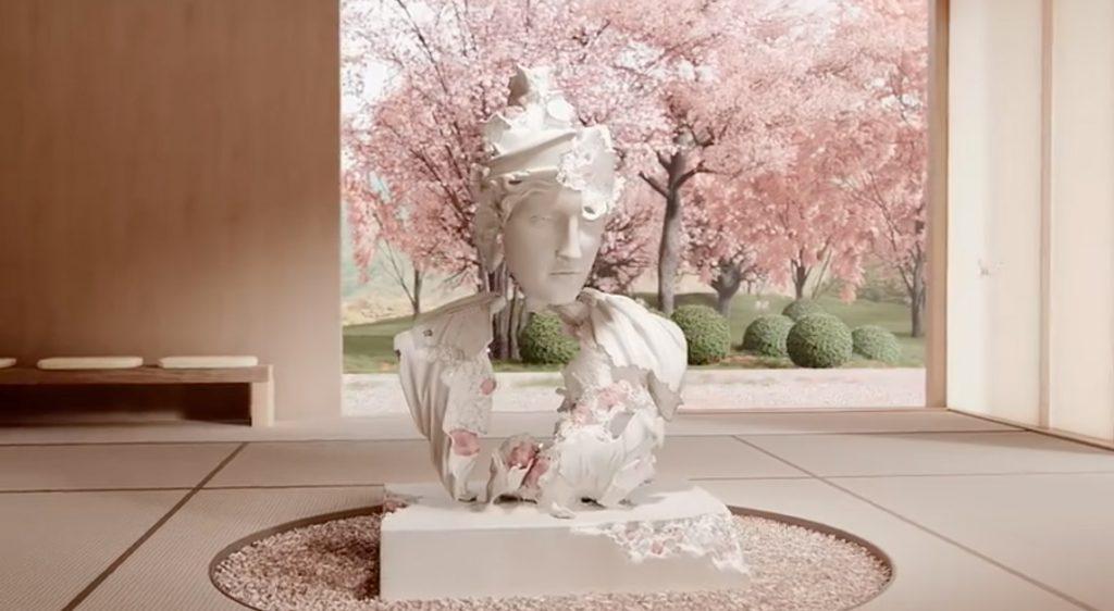 Daniel Arsham Studio -été - art - minute luxe magazine - ntf token