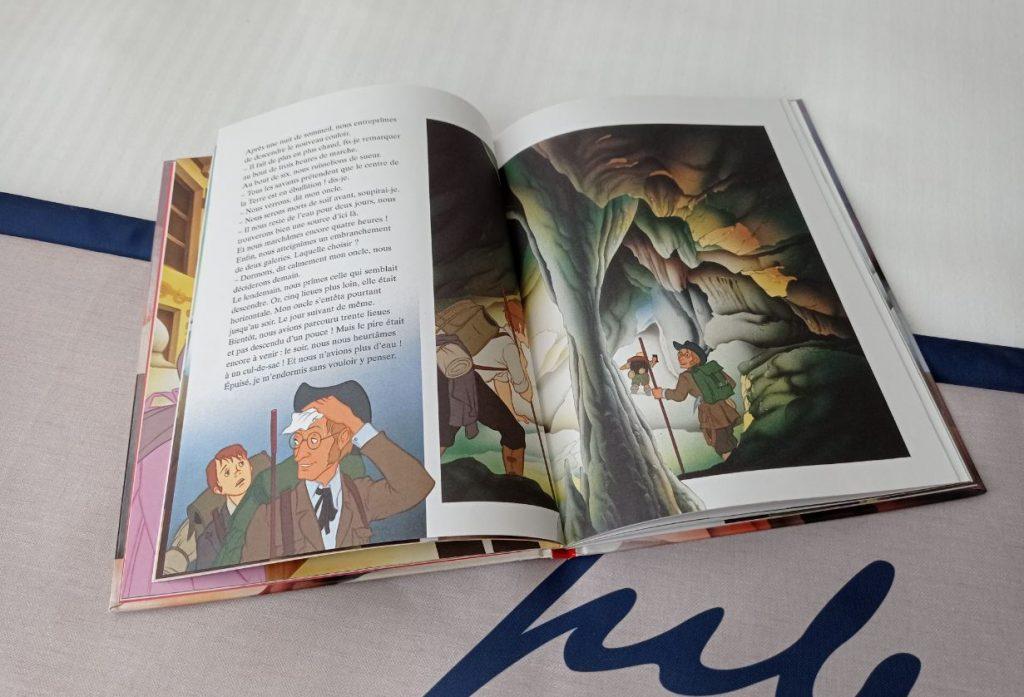 hôtel littéraire Biarritz Jules vernes livres auteur histoire