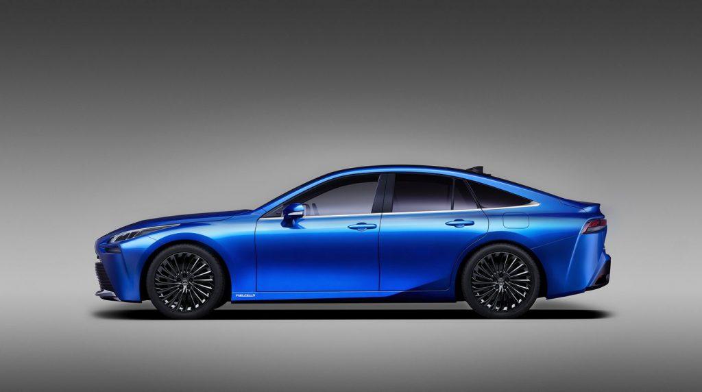 toyota-mirai-concept voiture hydrogène minute luxe magazine profil