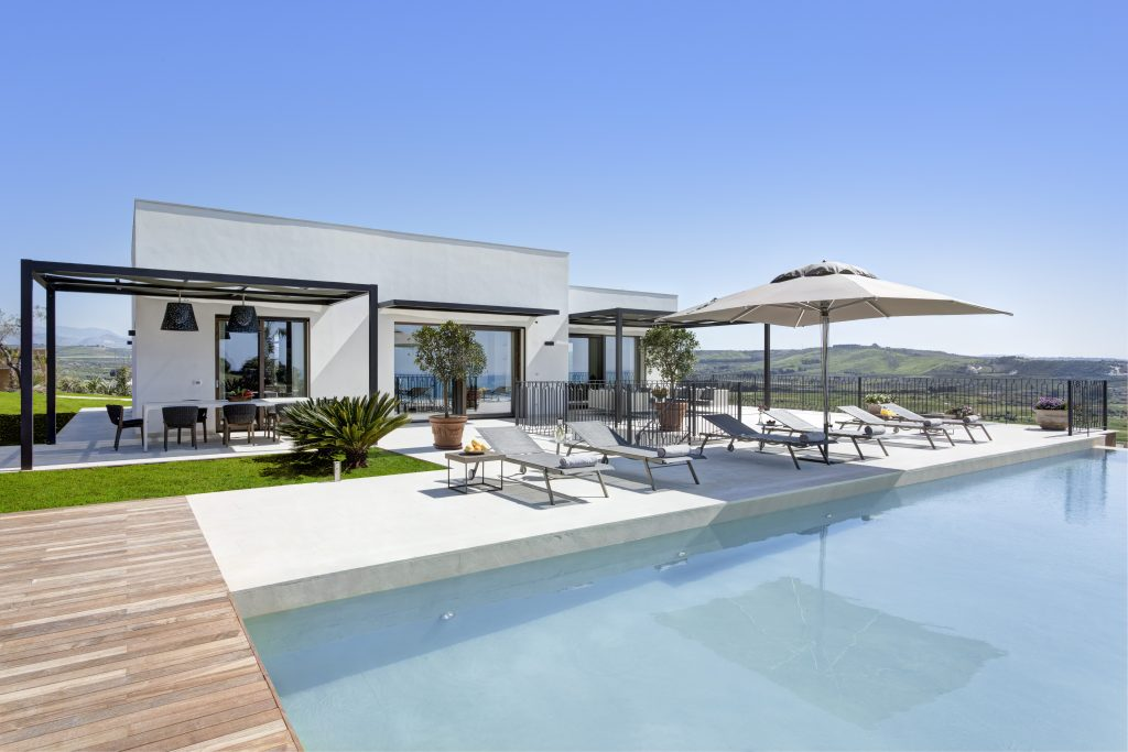 Rocco Forte Private Villas Verdura Resort Sicile Minute luxe magazine pisicine