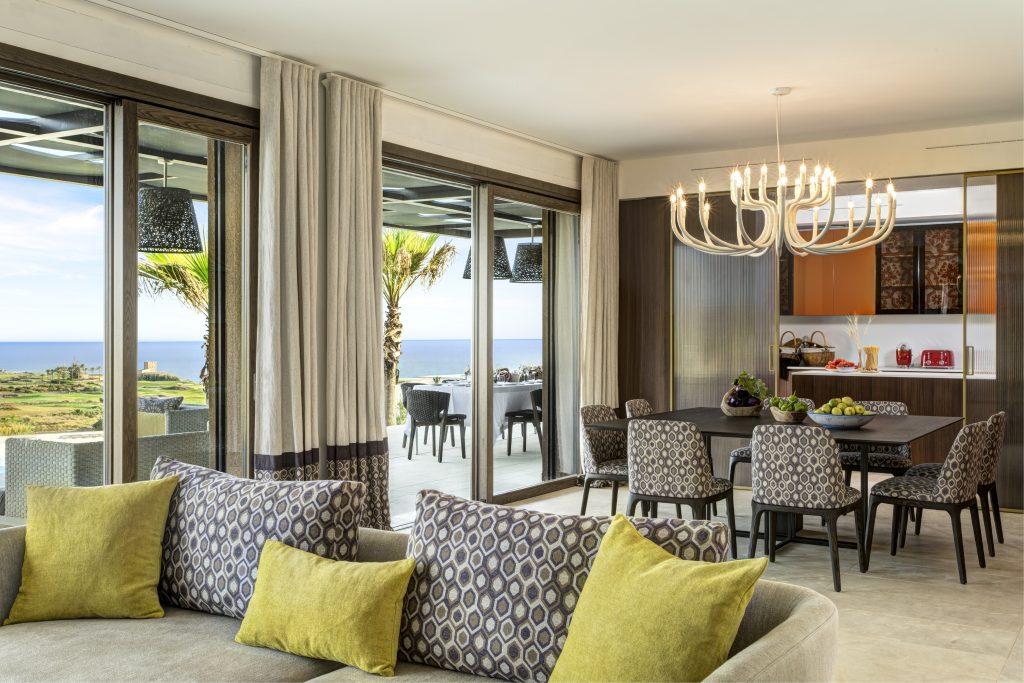 Rocco Forte Private Villas Verdura Resort Sicile Minute luxe magazine chambre luxe
