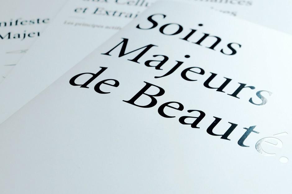 olivier claire cosmétique francaise luxe naturelle minute luxe magazine livre