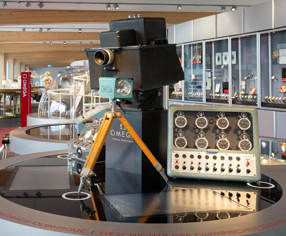 Musée OMEGA Instruments de Mesures