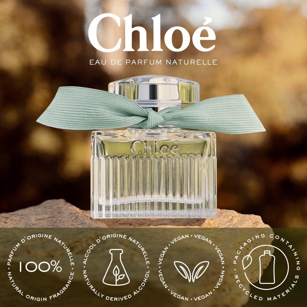 parfum Chloe Retail bottle Picto vigne nouveau