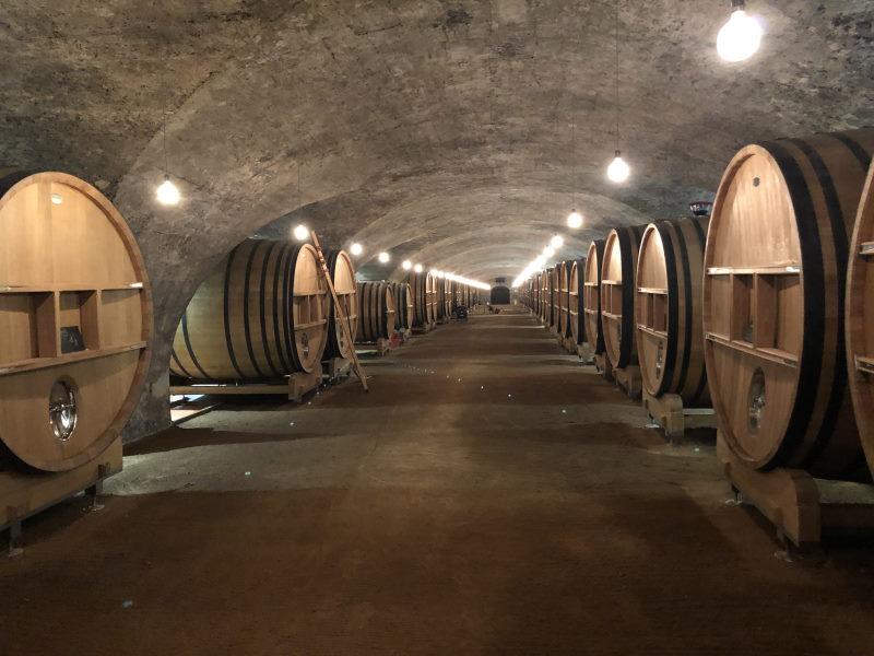 Cave du château de la Chaize